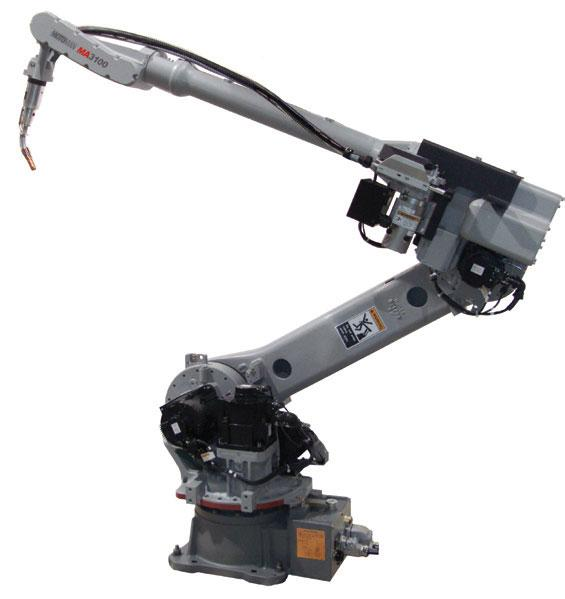 machine extends robotic arms - 565×599